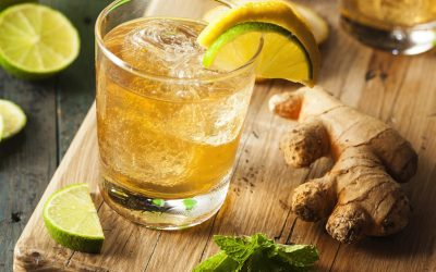 Ginger beer? A new takeover