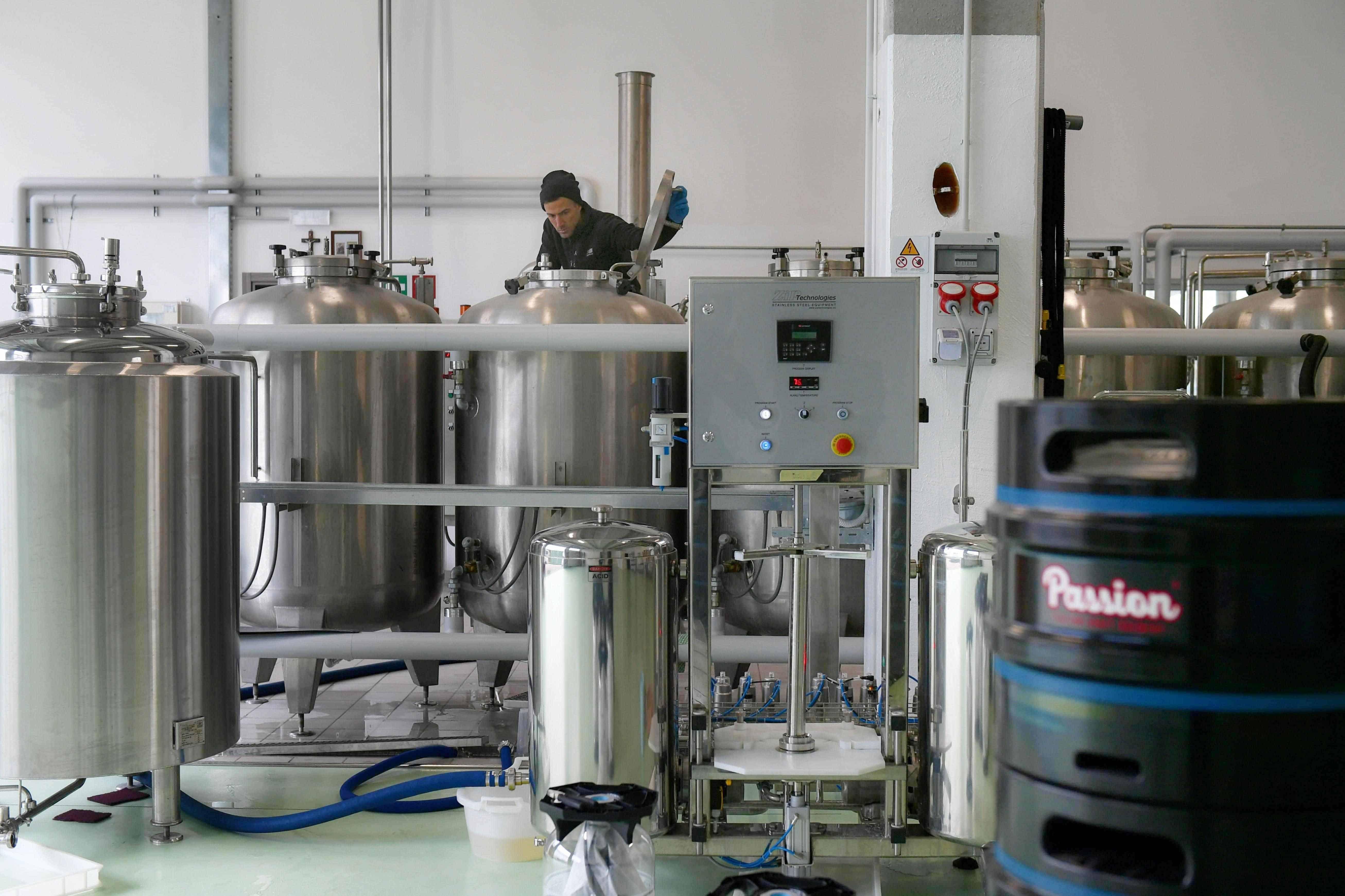 Passion Brewery Birrificio Artigianale a Trento